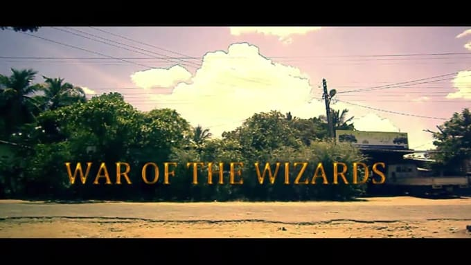 War of the wizard