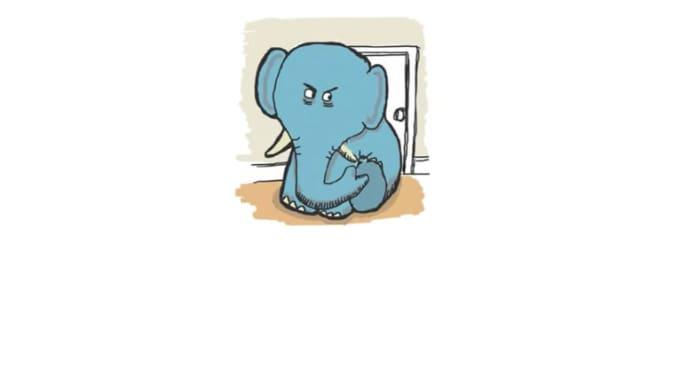 iappliedmath Angry Elephant