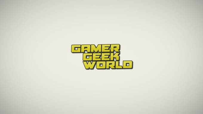 Gamer Geek World Intro