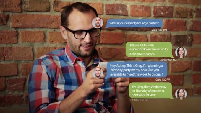 Text Message Conversation 05