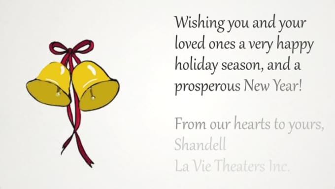 holiday bells ecard - sheniquea