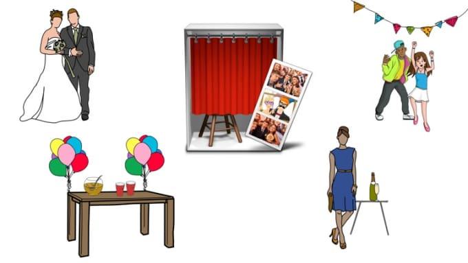 kjohn2838-Order #FO8873C89008-Photo Booths