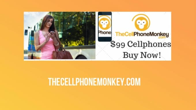 The Cell Phone Monkey