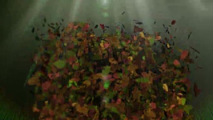 Autumn LeavesDMC