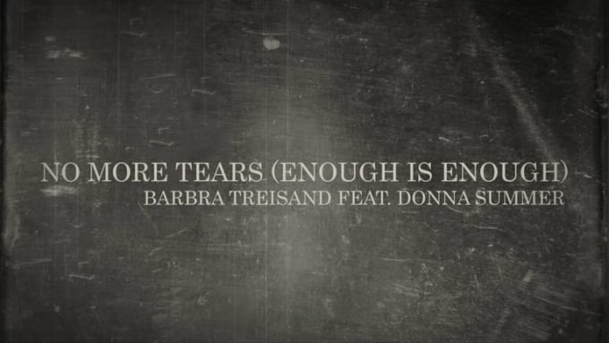 Donna Summer Lyrics Video Final
