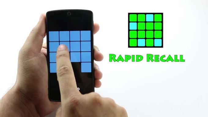 Rapid Recall