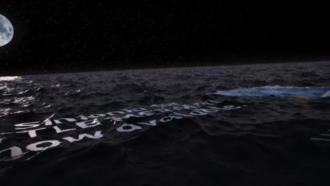 Sinfonia - Ocean Water Anime NIGHT SFX AEII