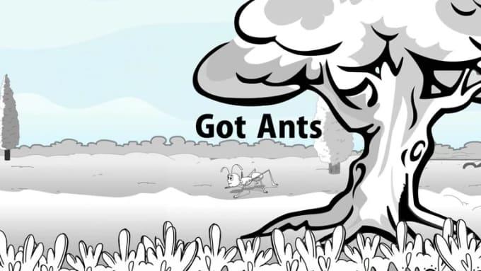 Ant  Animation Bug me