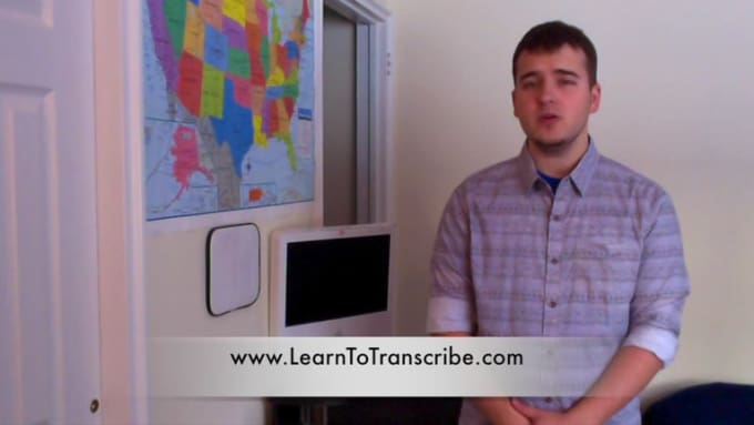 LearnToTranscribe