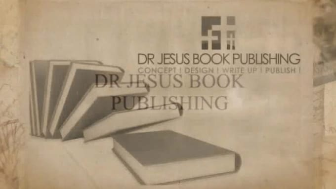 DR JESUS BOOK PUBLISHING mov
