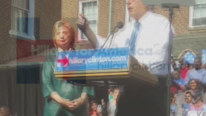 Hillary Clinton Campaign Shots