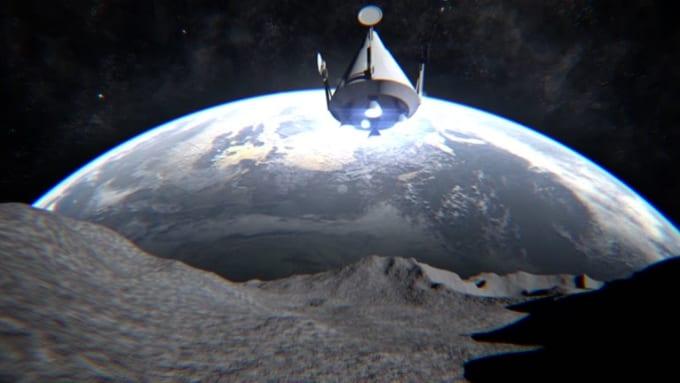 clara2324 - Moon Landing