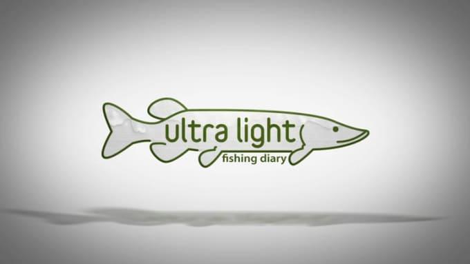Ultra light water fishing sound