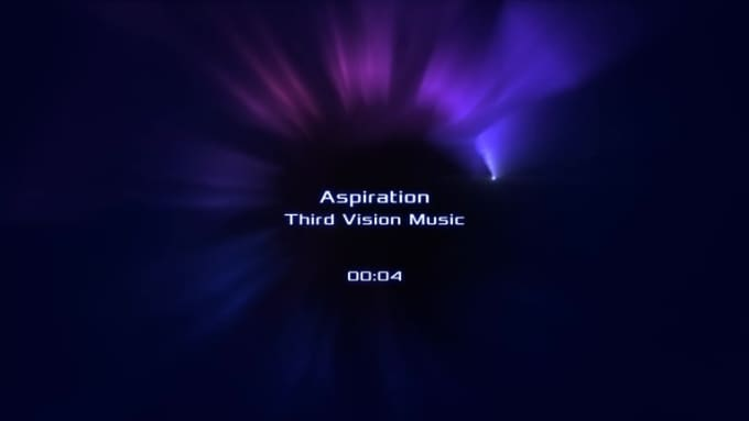 Aspiration_MusicVisual_Preview