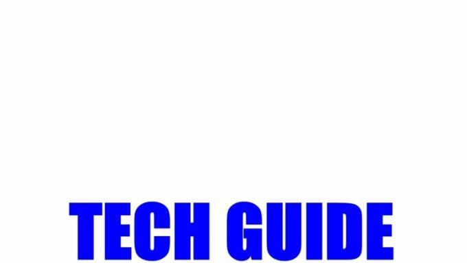 Tech Guide Trailer