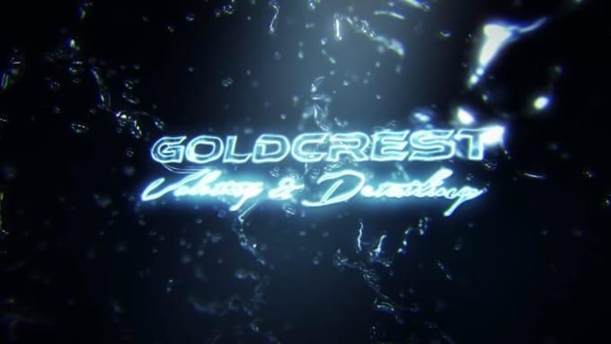 Goldcrest Water Splash Reveal