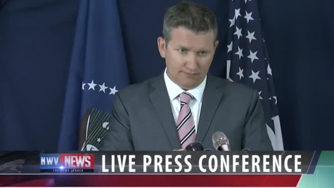 blue alert whitehoues press conference 2