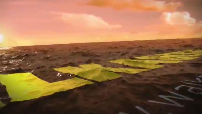 Walkabout Sunset Ocean Reveal