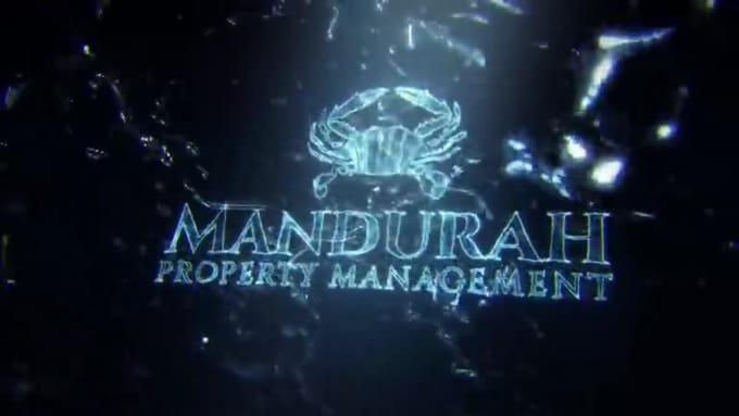 Mandurah Water Splash 3D Reveal