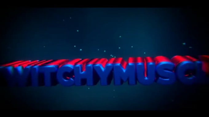 TwitchyMuscle New Red White And Blue Intro