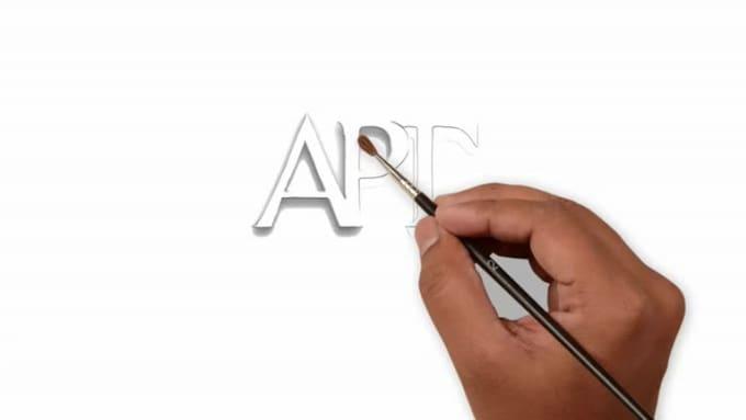 APT Logo Painted