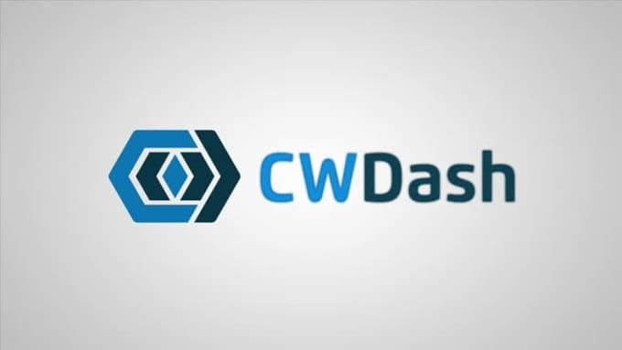 CWdash intro video