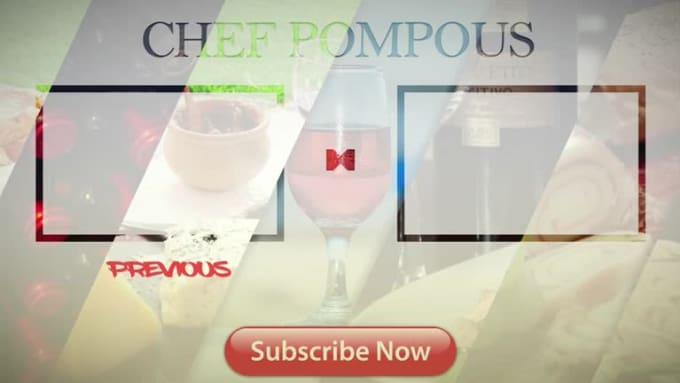 Chef Pompous Outro