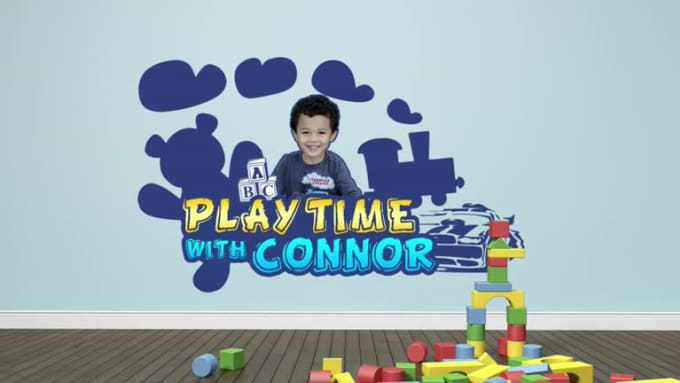 play time with connor