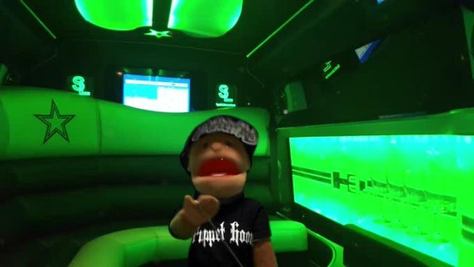 puppethood message gig for metrolimo D