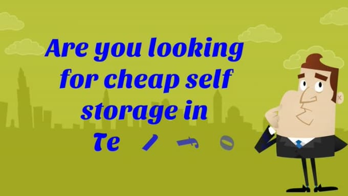 self storage telford