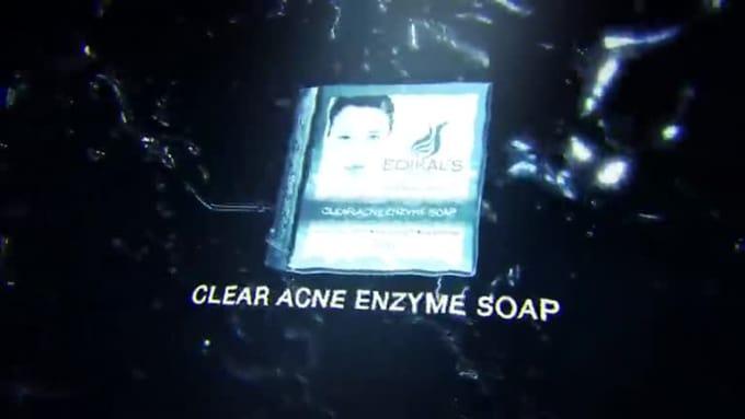 ENZYME Water Splash 3D