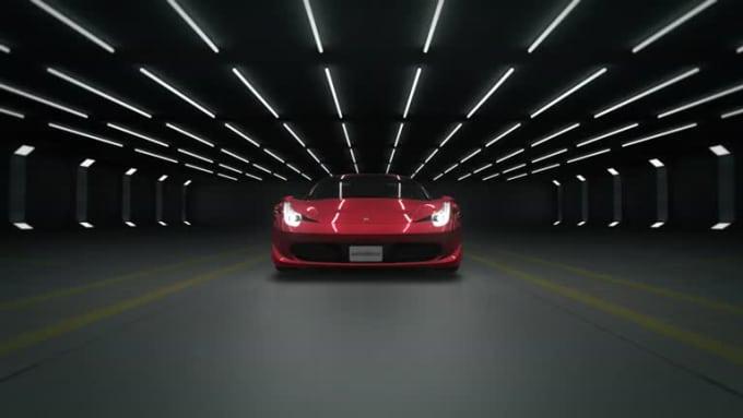 Ferrari Intro