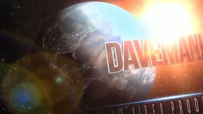 Earth Intro - DAVEMANIA