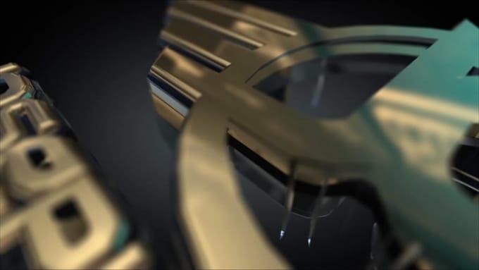 Joseph Gabriel Logo Reveal