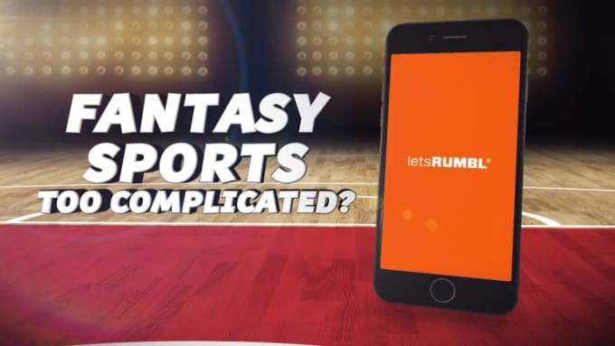 Lets RUMBLE Custom promo FULL HD FINAL