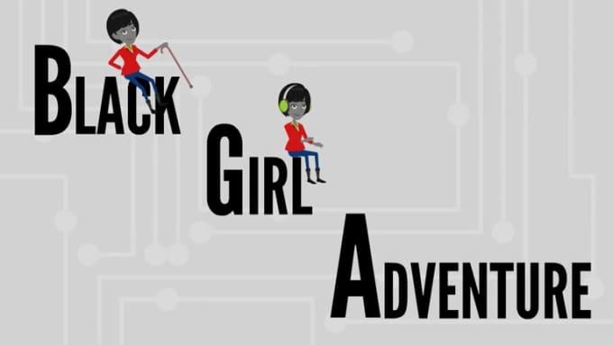 A Black Girl