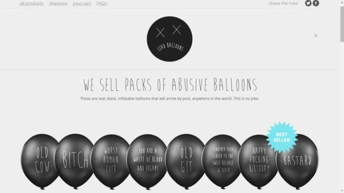 balloonsinput