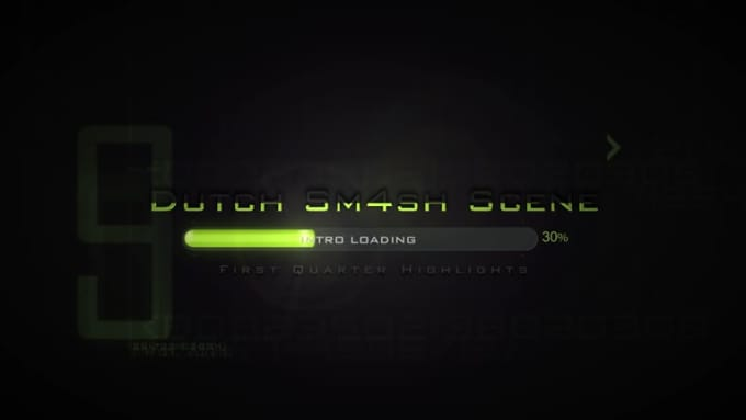 Loading Screen Intro