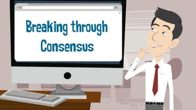 553 Breaking Consensus