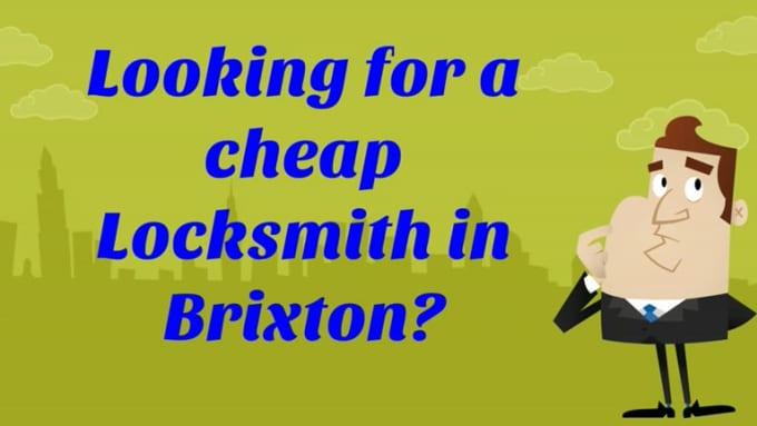 Locksmith in Brixton