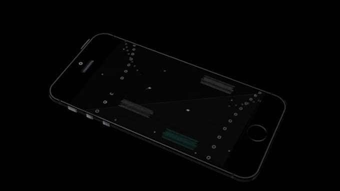 iGo Store Presenta_iphone style animation