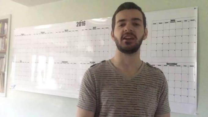 oversize calendar 2