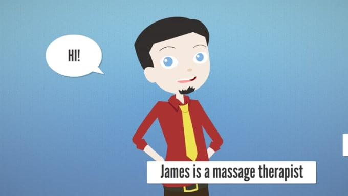 James Charectar Video