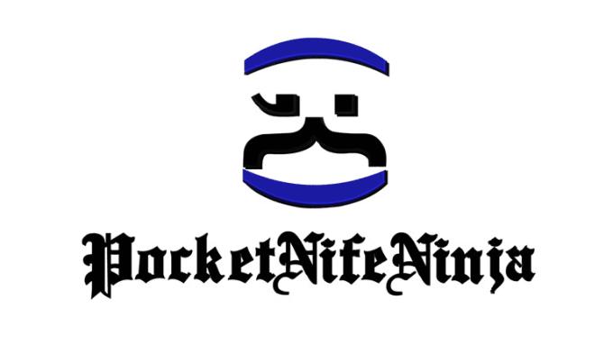PocketNife Ninja logo animation