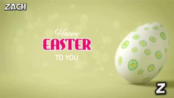 Easter sample