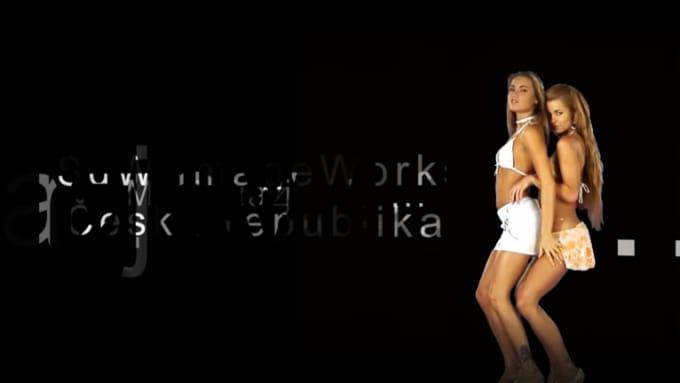 two girls dance SDW Image Works Logo +20sec 1080p