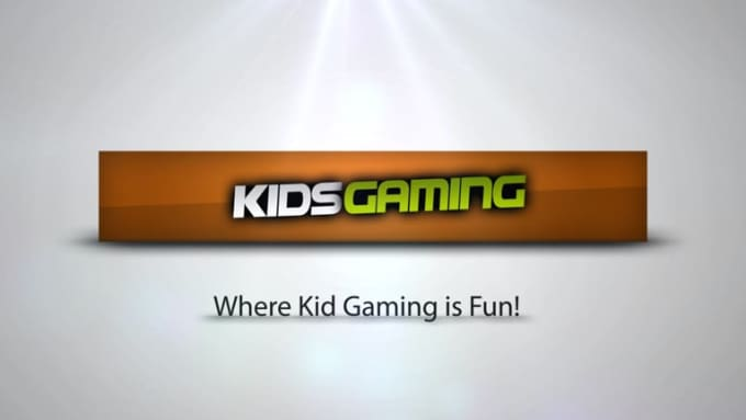 KidsGaming Intro