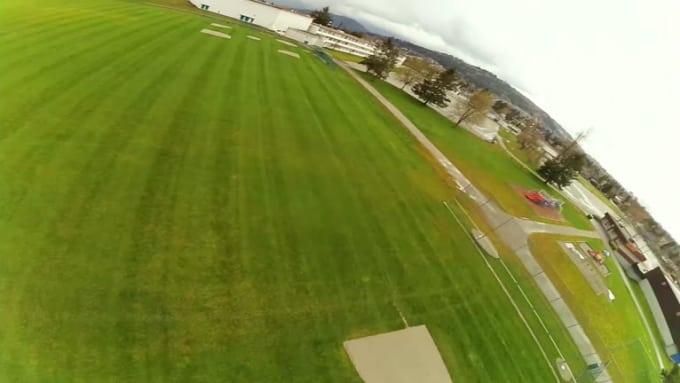 Fiverr drone racing