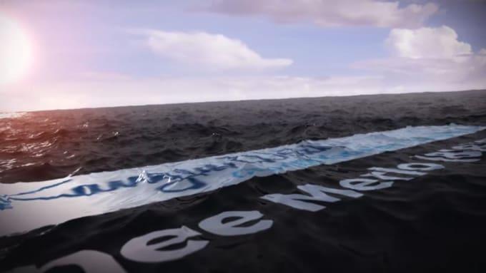 KangenWater - Daylight Water Animation SFX AEII
