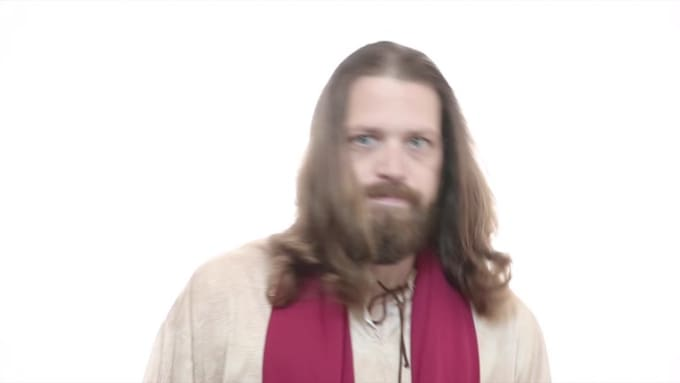 jesus can die if he wants to